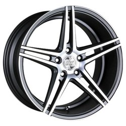 Колесные диски Racing Wheels H-585 8.5x19/5x130 D71.6 ET45 DDN FP