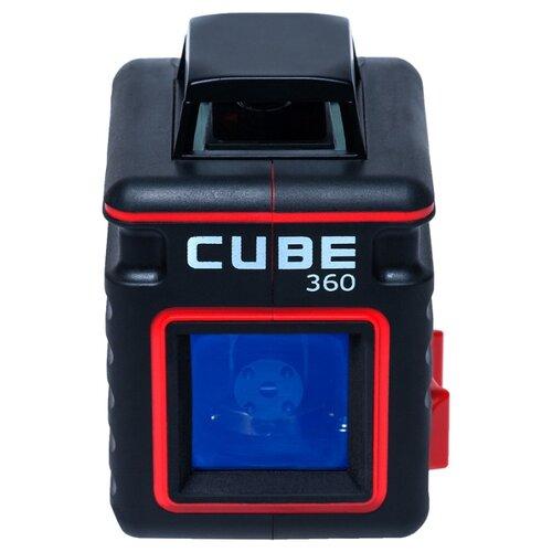 Лазерный уровень самовыравнивающийся ADA instruments CUBE 360 Home Edition (А00444) лазерный уровень самовыравнивающийся ada instruments cube 3d home edition а00383