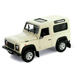 Внедорожник Welly Land Rover Defender (22498) 1:24
