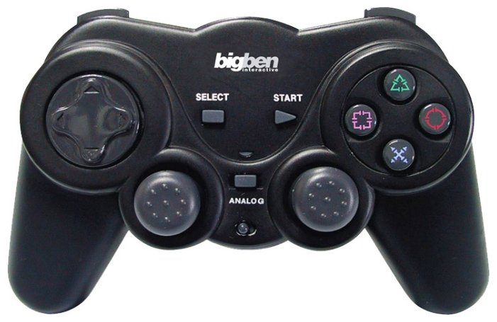 BigBen Wireless Controller for PS2