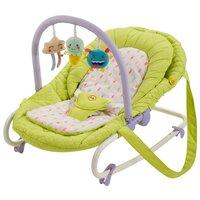Шезлонг Happy Baby Nesty green