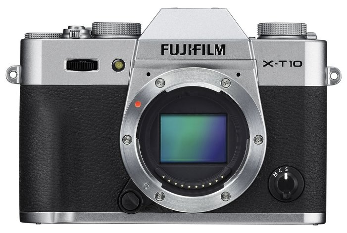 Фотокамера Fujifilm FinePix X-T10 body black