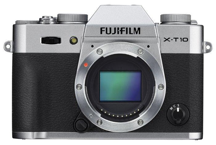 Fujifilm Фотоаппарат со сменной оптикой Fujifilm X-T10 Body