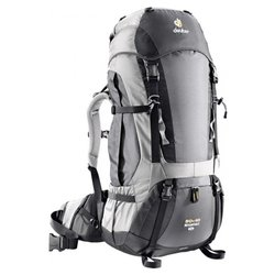 Рюкзаки Deuter Aircontact 50+10 SL black/grey