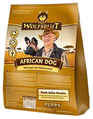 Корм для собак Wolfsblut African Dog Puppy (15 кг)