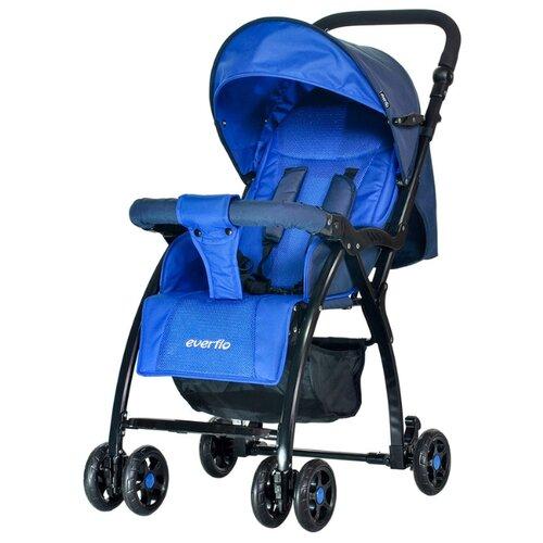 Прогулочная коляска everflo E-219 Cricket blue прогулочная коляска everflo e 240 shine серый