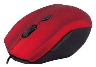 Мышь Aneex E-M0731 Red-Black USB