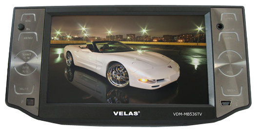 Автомагнитола Velas VDM-MB536TV