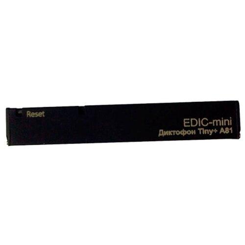 Купить Диктофон Edic-mini Tiny + A81-150h черный