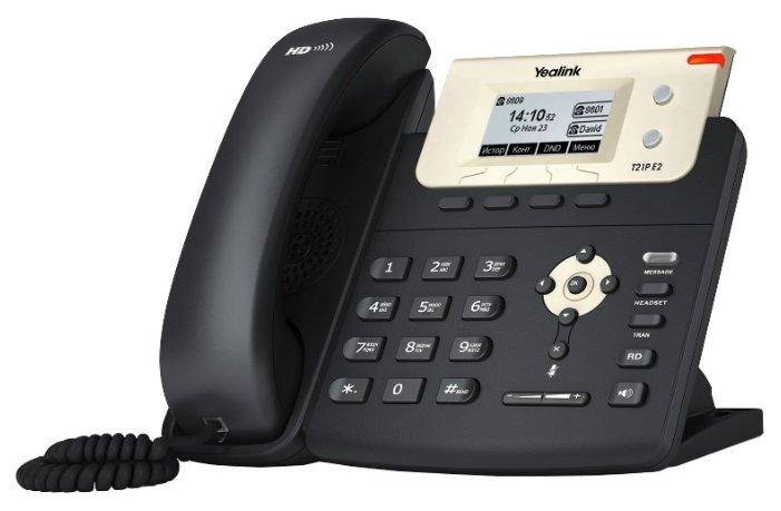Yealink VoIP-телефон Yealink SIP-T21P E2