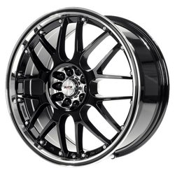 Колесные диски Platin P61 6x15/5x100 D57.1 ET33 Black Polished