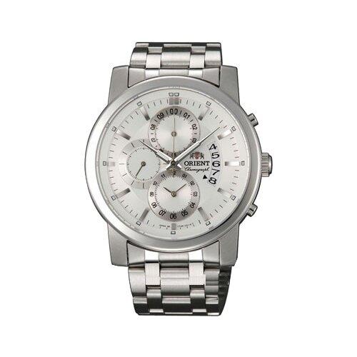 цена Наручные часы ORIENT TT0R001W онлайн в 2017 году