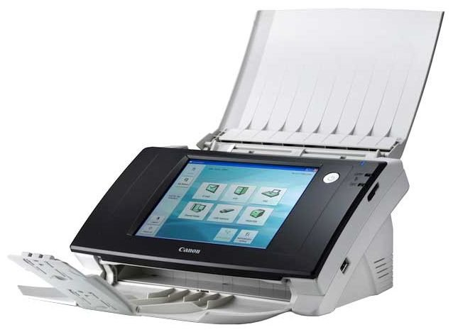 Сканер Canon ScanFront 330