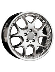 Колесный диск Racing Wheels BZ-18 8.5x18 5x112 ET38 66.6 HS - фото 1