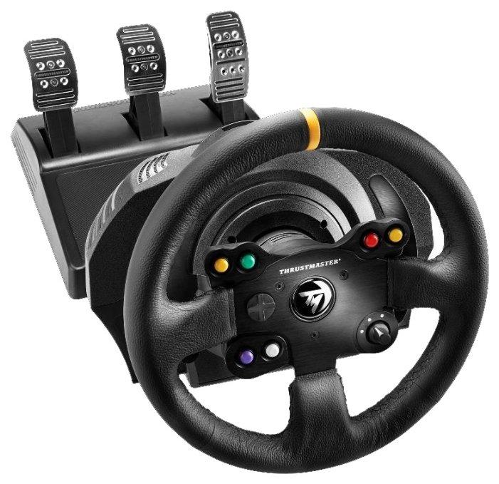 Thrustmaster Руль Thrustmaster TX Racing Wheel Leather Edition