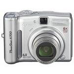 Фотоаппарат Canon PowerShot A700