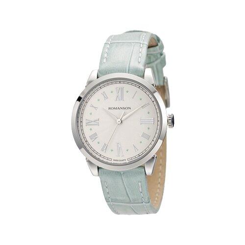 цена Наручные часы ROMANSON RL3201LW(WH)BU онлайн в 2017 году