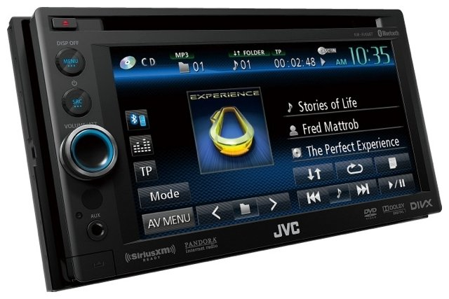 Автомагнитола JVC KW-AV60BTEE