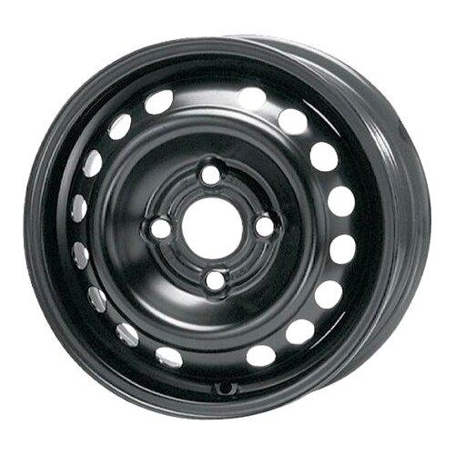 Фото - Колесный диск Trebl 7250 6x14/5x100 D57.1 ET37 black колесный диск trebl 8030 6x15 5x100 d56 1 et55 black