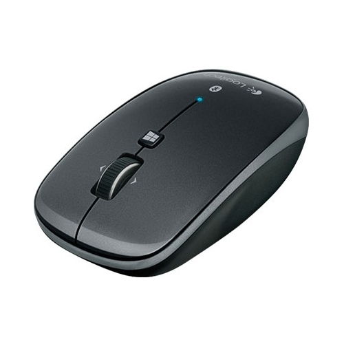 Мышь Logitech M557 Black Bluetooth