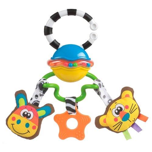 Подвесная игрушка Playgro Сафари (0182253) разноцветныйПодвески<br>