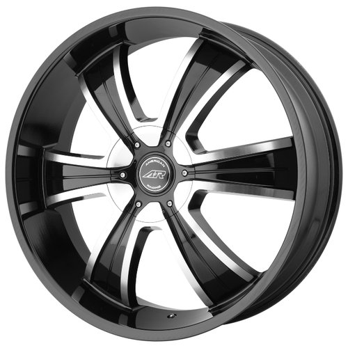 Колесные диски American Racing AR-894 9x24/6x127 ET38 Black