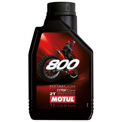 цена на Моторное масло Motul 800 2T Factory Line Off Road 1 л