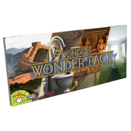 Дополнение для настольной игры Asmodee 7 Wonders: Wonder PackНастольные игры<br>
