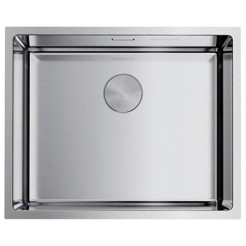Фото - Интегрированная кухонная мойка 54 см OMOIKIRI Taki 54-U/IF-IN нержавеющая сталь кухонная мойка omoikiri taki 44 u if lg 4973520