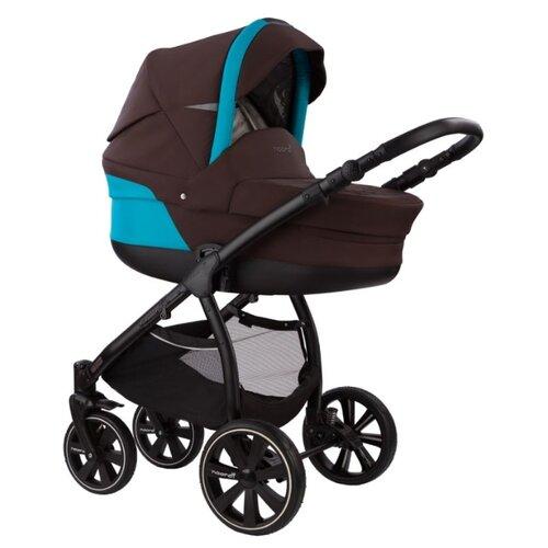 Купить Универсальная коляска Noordi Polaris на шасси Sport (2 в 1) brown algiers blue, Коляски