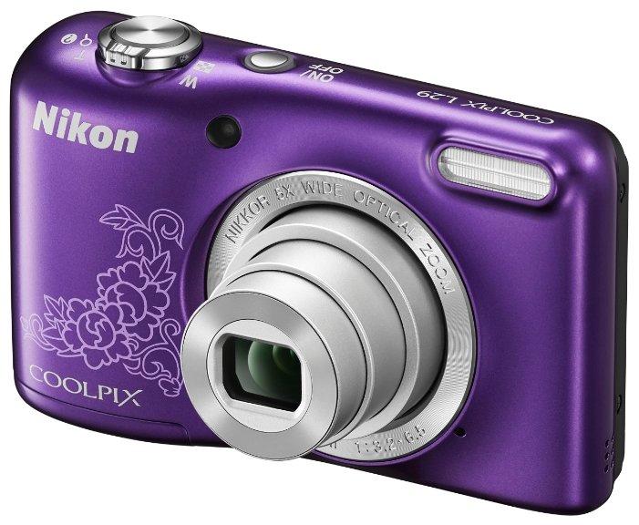 Nikon Компактный фотоаппарат Nikon Coolpix L29