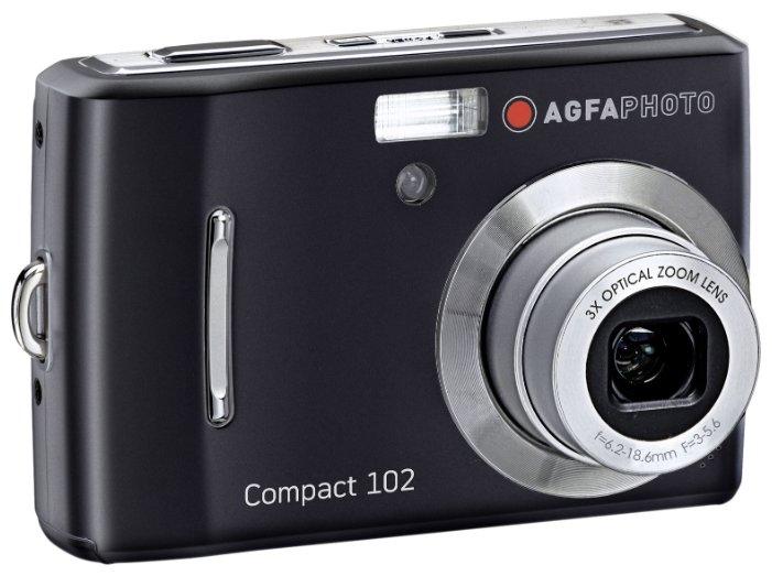 Фотоаппарат Agfa Compact 102