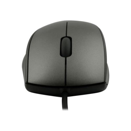 Мышь Arctic M121 Wired Optical Mouse Black-Silver USB