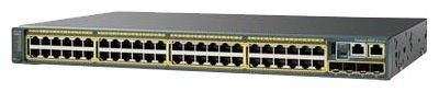 Коммутатор Cisco WS-C2960S-48FPS-L