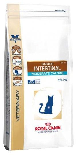 Royal Canin (2 кг) Gastro Intestinal Moderate Calorie GIM35