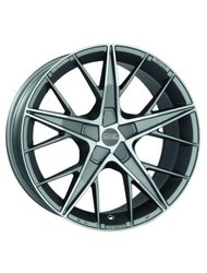 Колесный диск OZ Racing Quaranta 5 8x18/5x110 D75.1 ET38 Grigio Corsa Diamond Cut - фото 1
