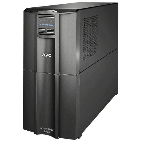 Фото - Интерактивный ИБП APC by Schneider Electric Smart-UPS SMT3000I аккумуляторная батарея apc by schneider electric smx120rmbp2u 1200 а·ч