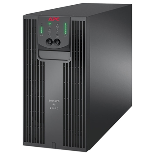 ИБП с двойным преобразованием APC by Schneider Electric Smart-UPS RC 2000VA 220/230/240VAC No Batteries China