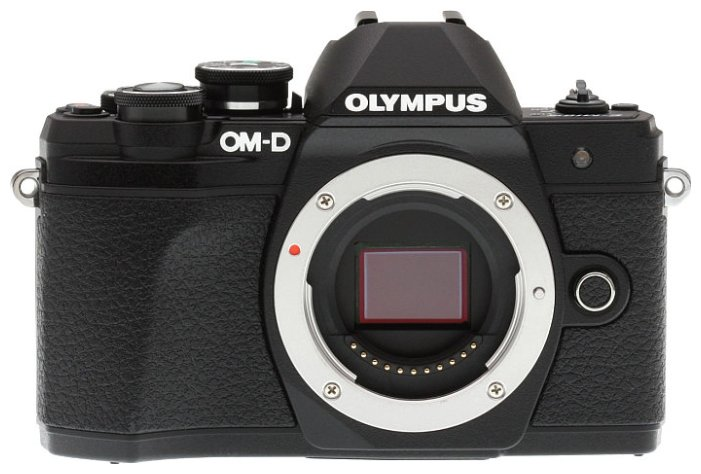 Olympus Фотоаппарат со сменной оптикой Olympus OM-D E-M10 Mark III Body
