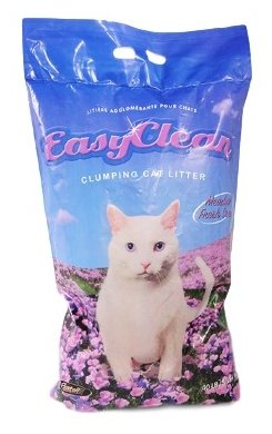Наполнитель Easy Clean Meadow Fresh Scent (9.07 кг)