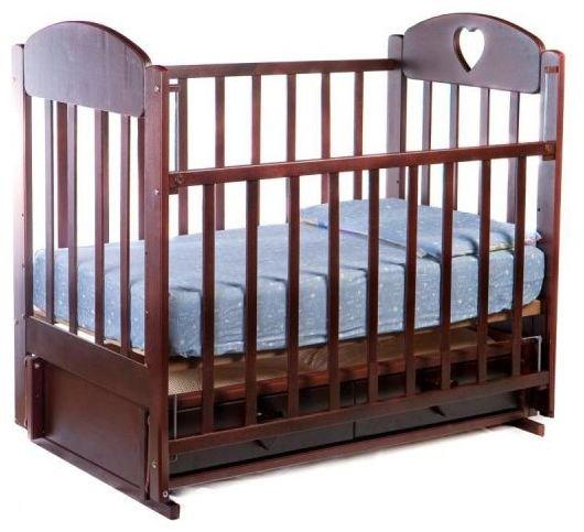Кроватка РИО Иришка (маятник)