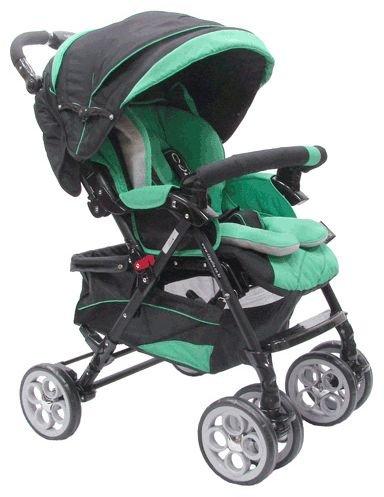 Прогулочная коляска Jetem Premium W