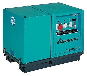 Бензиновая электростанция Eisemann T 6600E