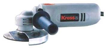 УШМ Kress WTS 900 E, 900 Вт, 125 мм