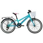 Подростковый городской велосипед Merida Bella J20 (2017)