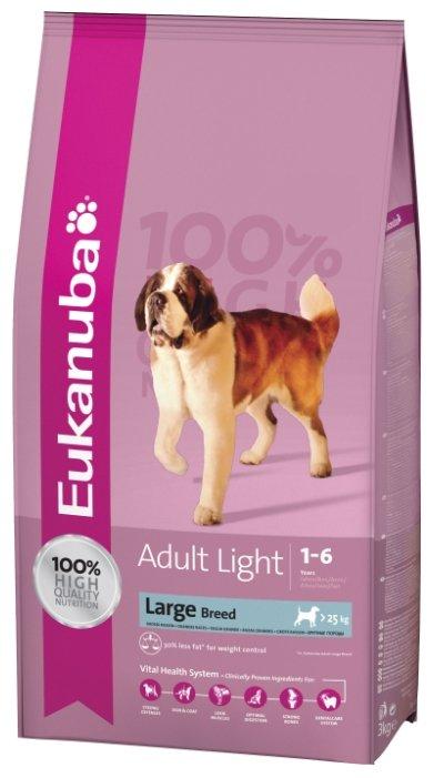 Корм для собак Eukanuba 15 кг (для крупных пород)