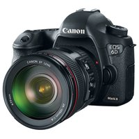 Зеркальный фотоаппарат Canon EOS 6D Mark II Kit