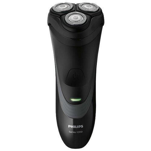 Электробритва Philips S1520 Series 1000 черныйЭлектробритвы мужские<br>