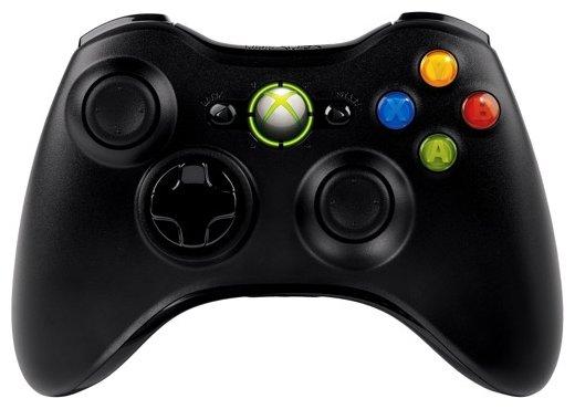 Microsoft Геймпад Microsoft Xbox 360 Wireless Controller for Windows