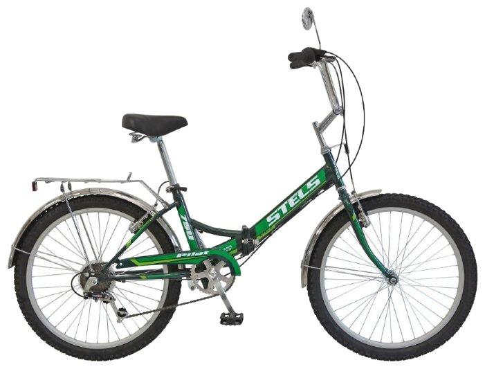 Городской велосипед STELS Pilot 750 24 (2017)
